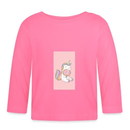 CDA07762 B3C8 4603 9F94 D14B2061B66B - Maglietta a manica lunga per bambini