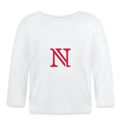 N allein - Baby Langarmshirt