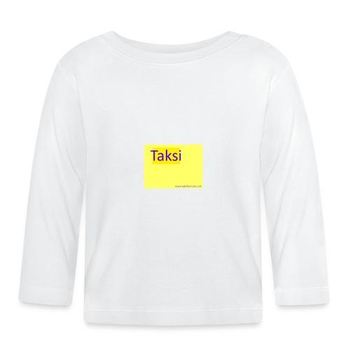 taksifoorumi - Vauvan pitkähihainen paita
