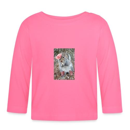 ecureuil deguise - T-shirt manches longues Bébé