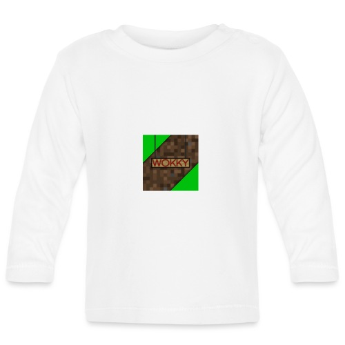 Wokky T Shirt - Långärmad T-shirt baby