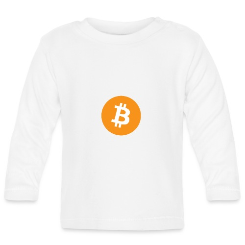 Bitcoin - Baby Long Sleeve T-Shirt