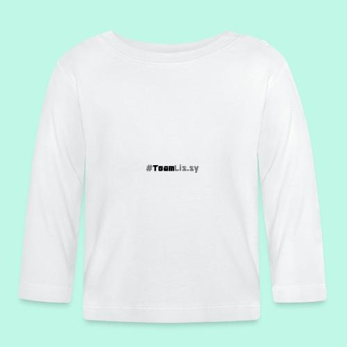 #TeamLis.sy Phone Case - Baby Langarmshirt