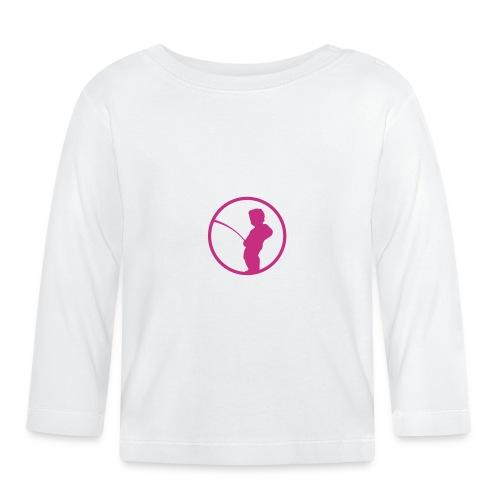 Manneke Pis - T-shirt manches longues Bébé