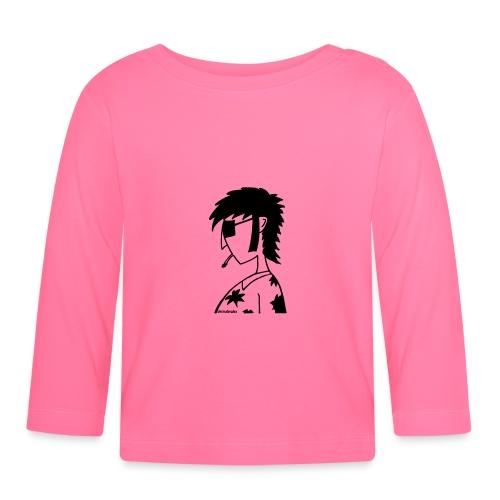 hippie - Baby Langarmshirt