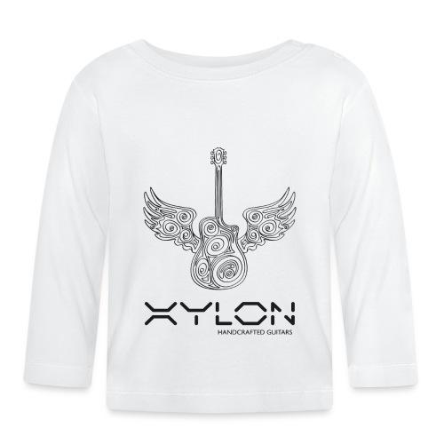 Xylon Guitars Premium T-shirt - Baby Long Sleeve T-Shirt