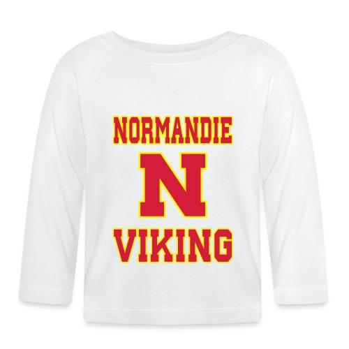 Normandie Viking - T-shirt manches longues Bébé
