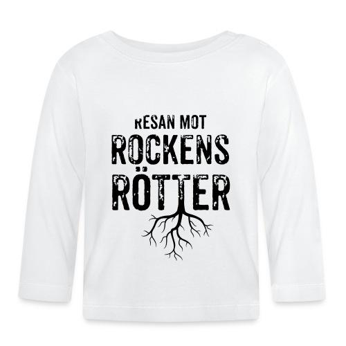 Nallebjörn, Rockens rötter - Långärmad T-shirt baby