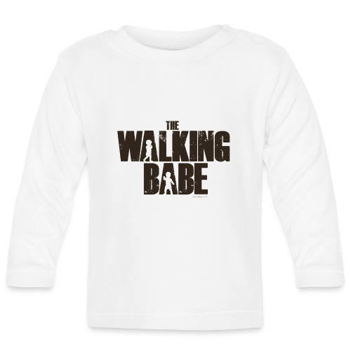 The Walking Babe - T-shirt manches longues Bébé