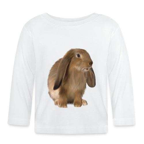 Brown Rabbit art - T-shirt