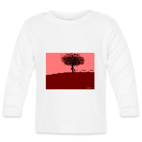 albero_0001-jpg - Maglietta a manica lunga per bambini