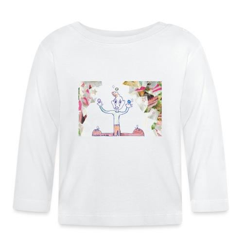 Il Mio Giocoliere - Maglietta a manica lunga per bambini