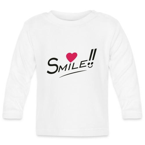 Sourit - T-shirt manches longues Bébé