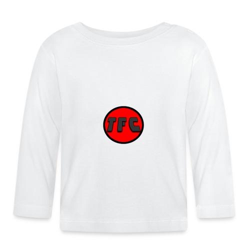 The Fluffy Cupcake snapback - Baby Long Sleeve T-Shirt