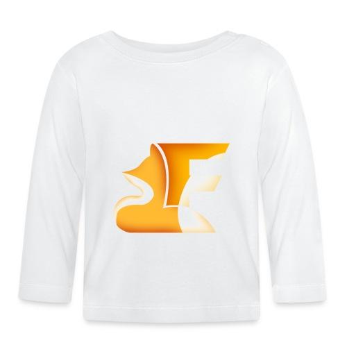 FoxChannel LOGO - Maglietta a manica lunga per bambini