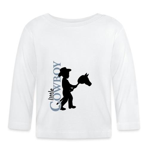 LittleCowboy's - Baby Langarmshirt