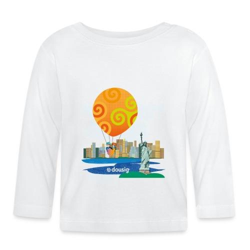 Dousig New York - T-shirt manches longues Bébé