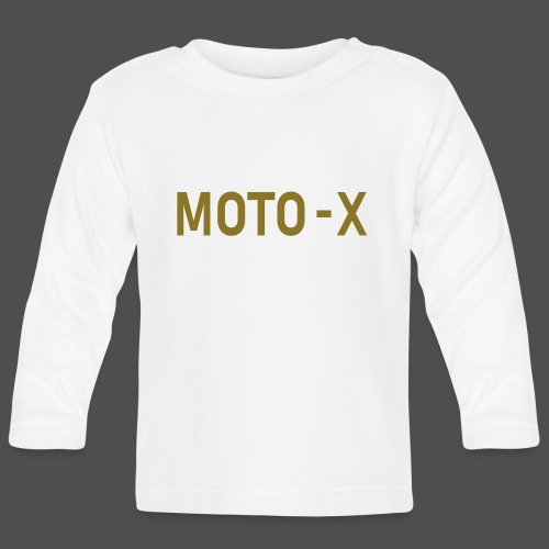 moto x - Baby Long Sleeve T-Shirt
