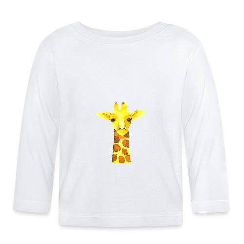 BabyCute 'Giraffe' by Isobel & Kristoff - Baby Long Sleeve T-Shirt