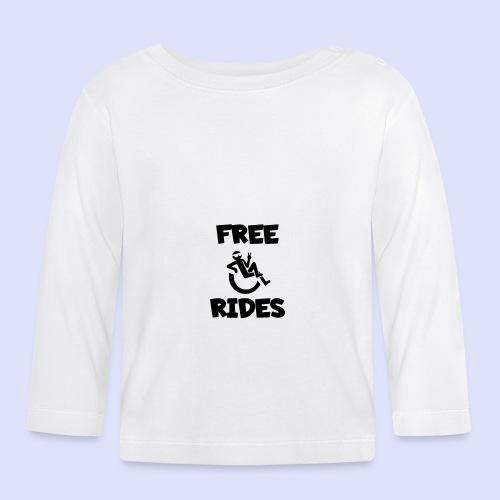 Ik geef gratis rijden met mijn rolstoel - T-shirt