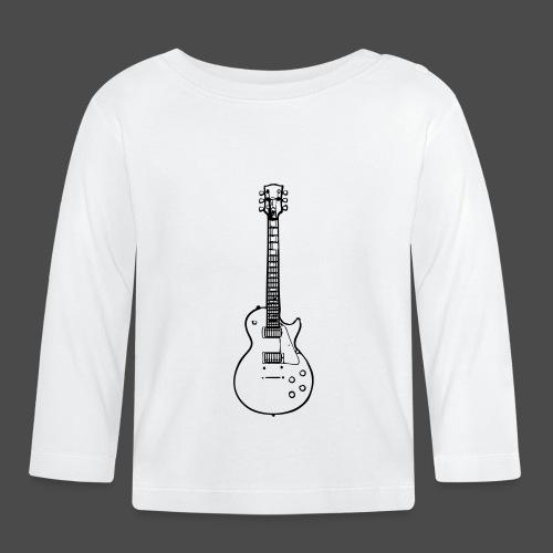 Gitarre Gibs - Baby Langarmshirt