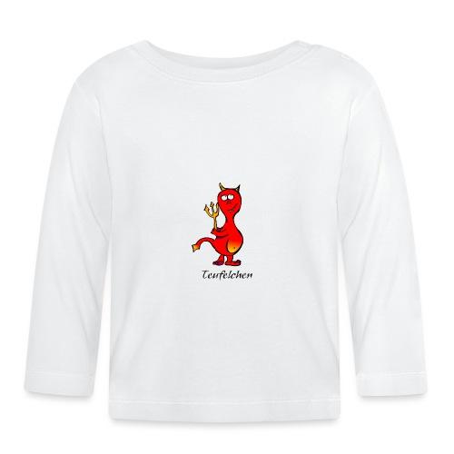 Teufelchen - Baby Langarmshirt