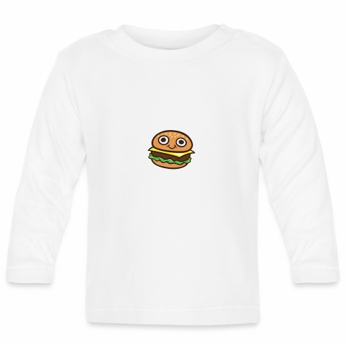Burger Cartoon - T-shirt