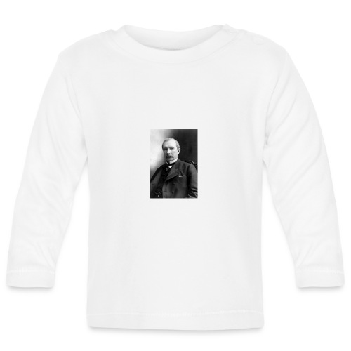 Rockerfeller - Langærmet babyshirt