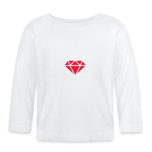 Logomakr_29f0r5 - Baby Long Sleeve T-Shirt