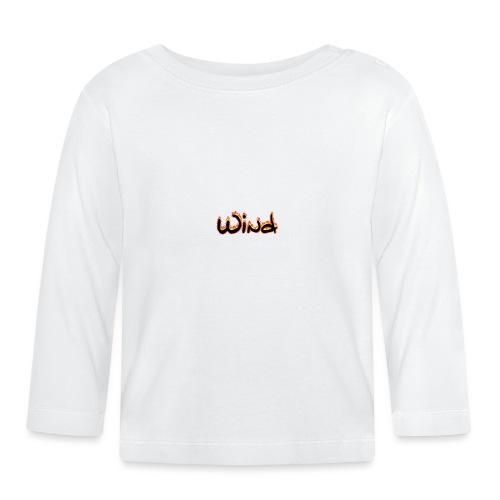 ||Wind|| - Baby Long Sleeve T-Shirt