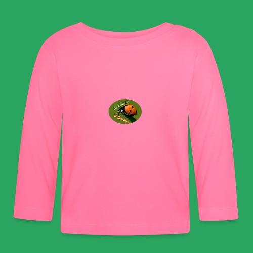 la scienza di Giacomo logo giusto tondo PNG - Maglietta a manica lunga per bambini