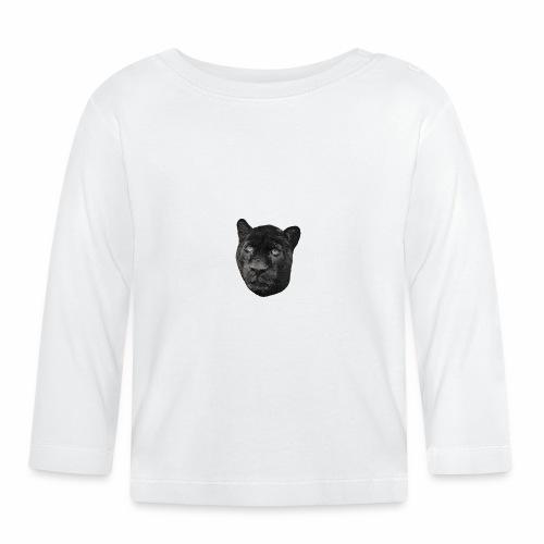 Schwarzer Panther - Baby Langarmshirt
