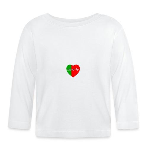 Amote-te Portugal - T-shirt manches longues Bébé