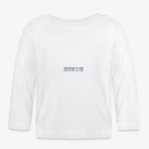 NOOBS - Baby Long Sleeve T-Shirt
