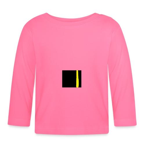 the logo of doom - Baby Long Sleeve T-Shirt