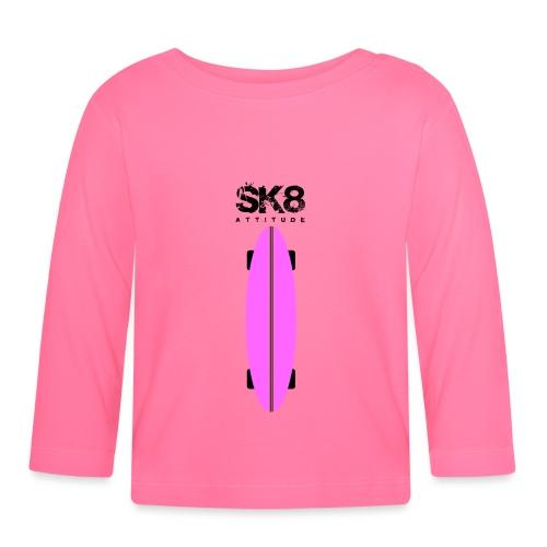 SK8_1_F1-png - Camiseta manga larga bebé