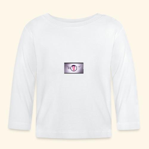 Mascotte YouTube - T-shirt manches longues Bébé