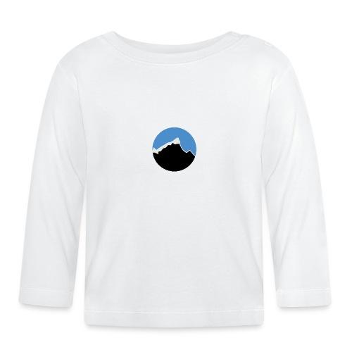 FjellTid - Langarmet baby-T-skjorte