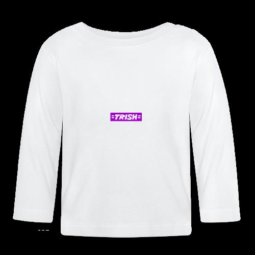 trish logo - Baby Long Sleeve T-Shirt