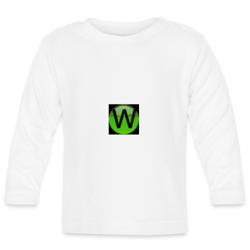 (ORIGINAL) W1ll logo 2 - Baby Long Sleeve T-Shirt