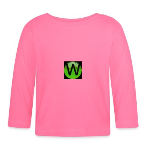 (ORIGINAL) W1ll logo 2 - Baby Long Sleeve T-Shirt