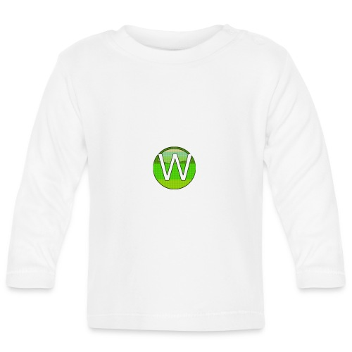 Alternate W1ll logo - Baby Long Sleeve T-Shirt
