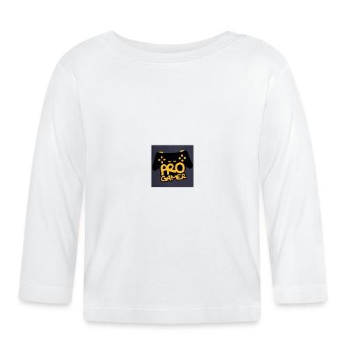 pro gamer magliette grembiule da cucina - Maglietta a manica lunga per bambini