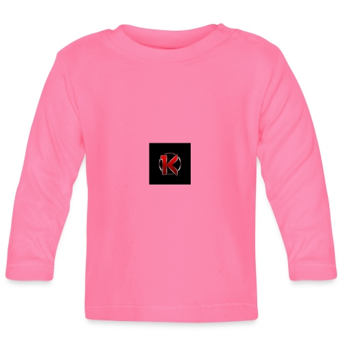 Logo - Langærmet babyshirt