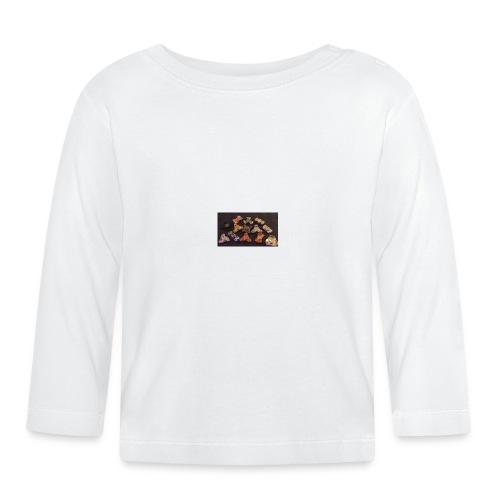 Jaiden-Craig Fidget Spinner Fashon - Baby Long Sleeve T-Shirt
