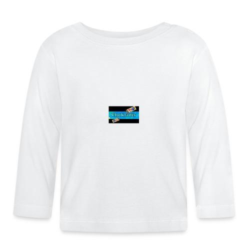 Chokladis Barn T-Shirt - Långärmad T-shirt baby