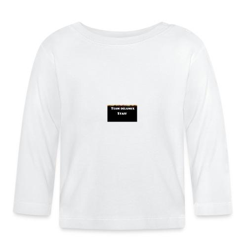 T-shirt staff Delanox - T-shirt manches longues Bébé