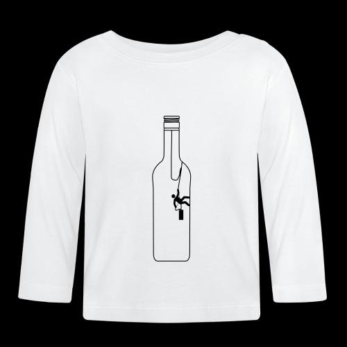 bottom_bottle_v10 - Maglietta a manica lunga per bambini