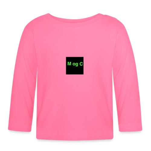 mogc - Langærmet babyshirt