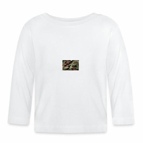 camu - Camiseta manga larga bebé